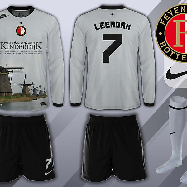 Feyenoord Fantasy Away Kit