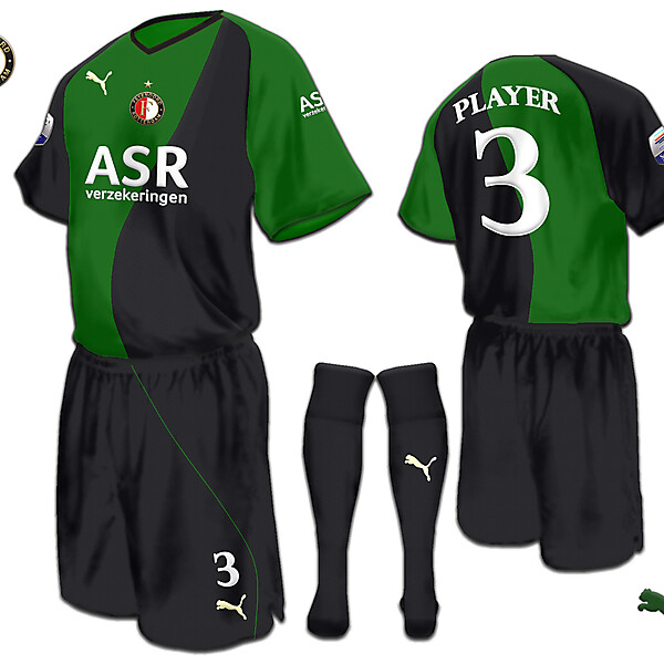 feyenoord away alternate fantasy