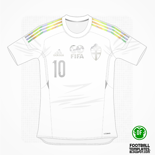 FIFA 33rd Team Home Kit ( 2014 Brasil World Cup)