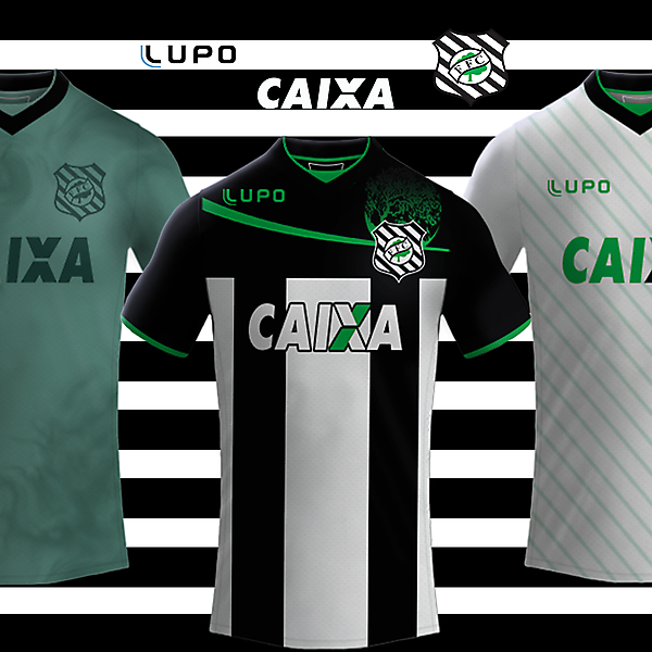 Figueirense Fc / Lupo Kits