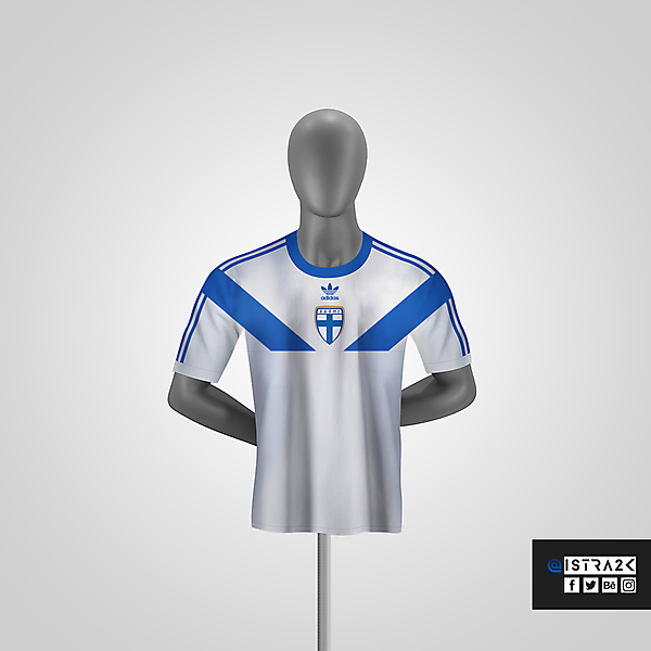 Finland X Adidas - Home