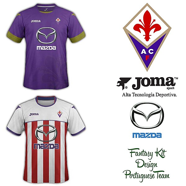 Fiorentina Fantasy Home and Away 2014/2015