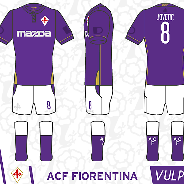 ACF Fiorentina Home Kit