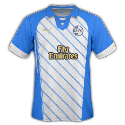 FK Sutjeska Niksic Away Kit