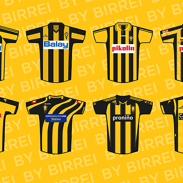 Football Fiction: Iberia SC Kit Evolution