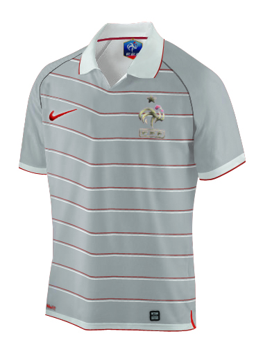 France Away by Nike