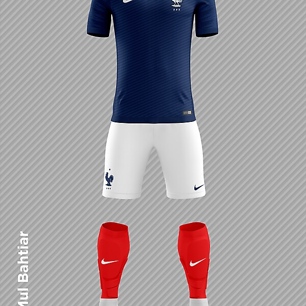 France 2018 FIFA World Cup Home Kit
