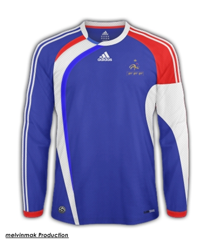 France Fantasy Home Kit