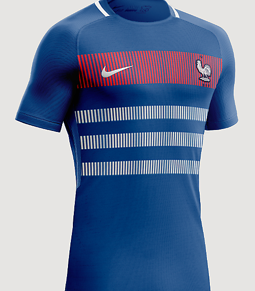 France Home - World Cup