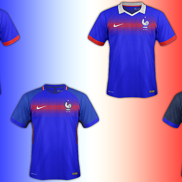 France Home Concept Kit Collection