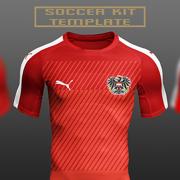 FREE full football kit MOCKUP
