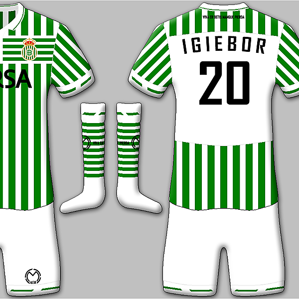 Real Betis - Matan Kit