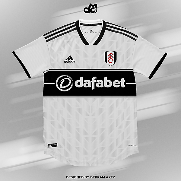 Fulham - Home Kit
