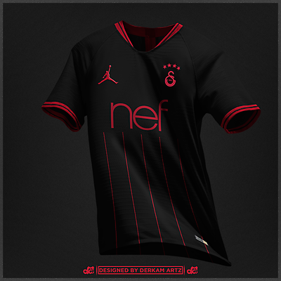 Galatasaray - Away Kit (Jordan)