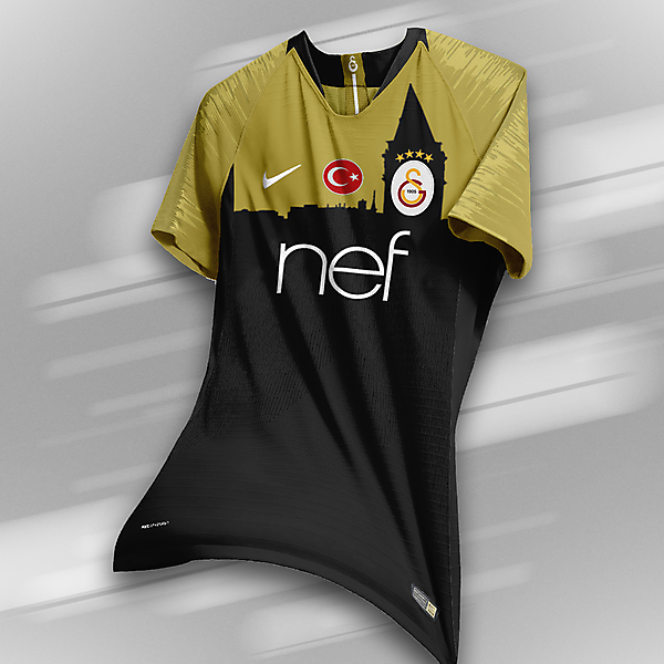 Galatasaray - Third Kit