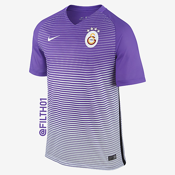 Galatasaray 16/17 3rd | How it should be