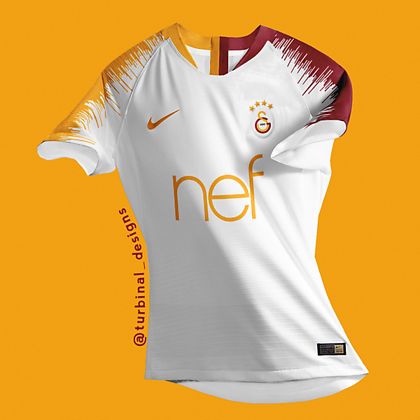 Galatasaray Away Concept Kit