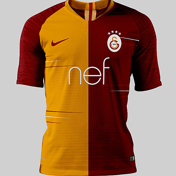 Galatasaray home concept