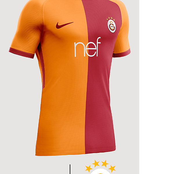 Galatasaray Home Shirt