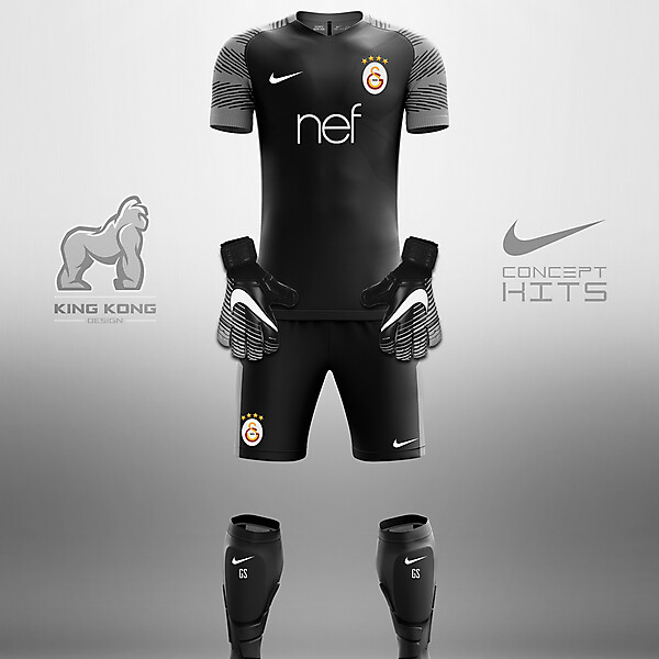 GALATASARAY KEEPER CONCEPT KIT