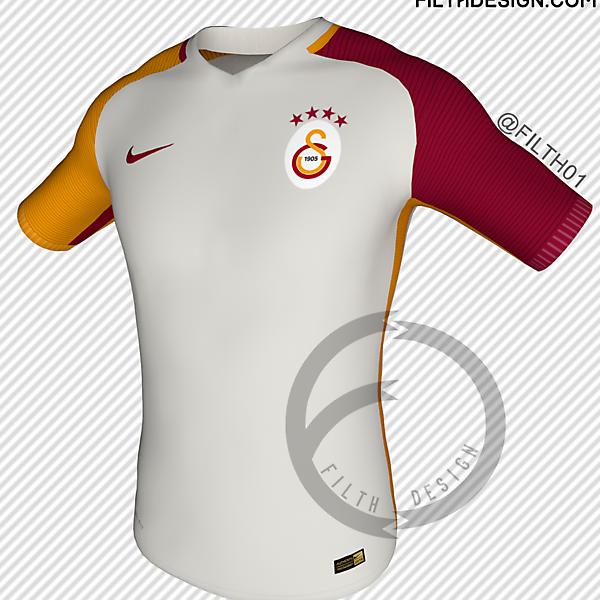Galatasaray Possible 16/17 Away Jersey
