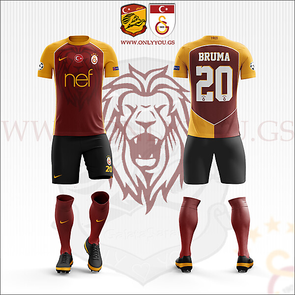 Galatasaray SK | Away Kit