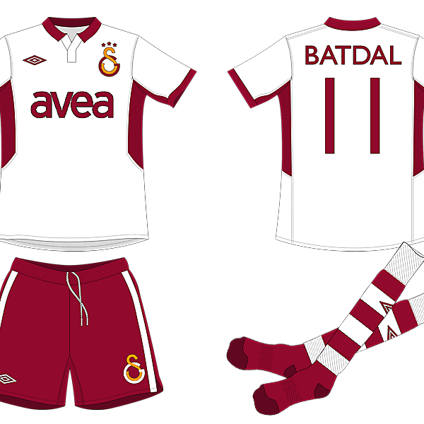 Galatasaray SK Umbro Away