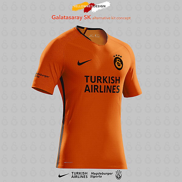 Galatasaray SK Third Design
