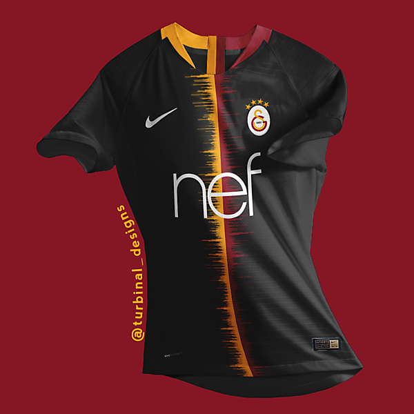 Galatasaray Third Concept Kit
