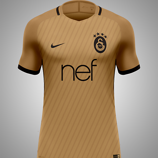 Galatasaray Third Kit Design