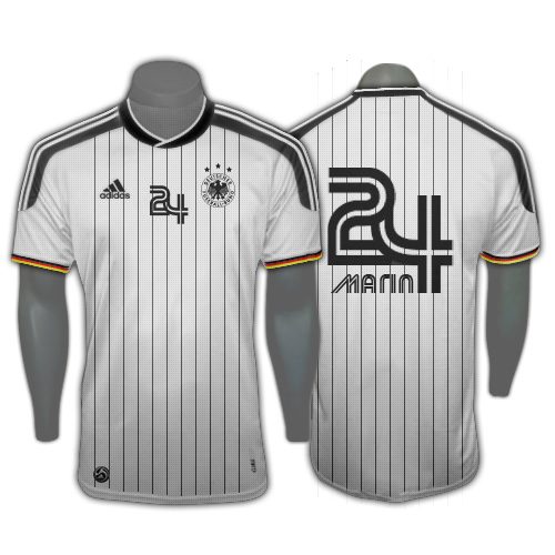 Germany Home WC 2010 Fantasy