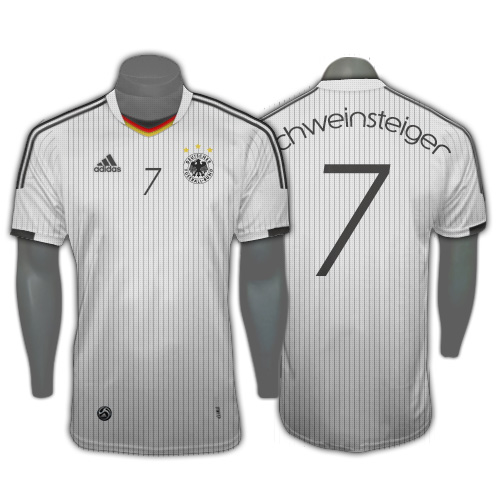 Germany Home (4) WC 2010 Fantasy