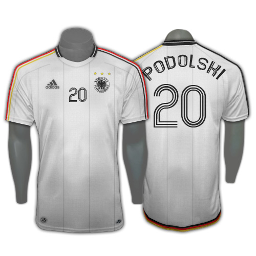 Germany Home (5) WC 2010 Fantasy