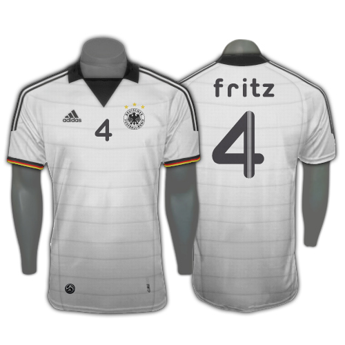 Germany Home (6) WC 2010 Fantasy