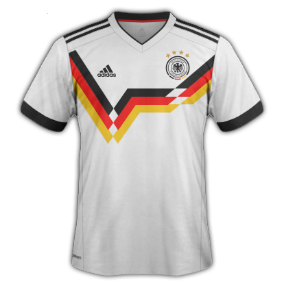 Germany Home Fantasy Kit