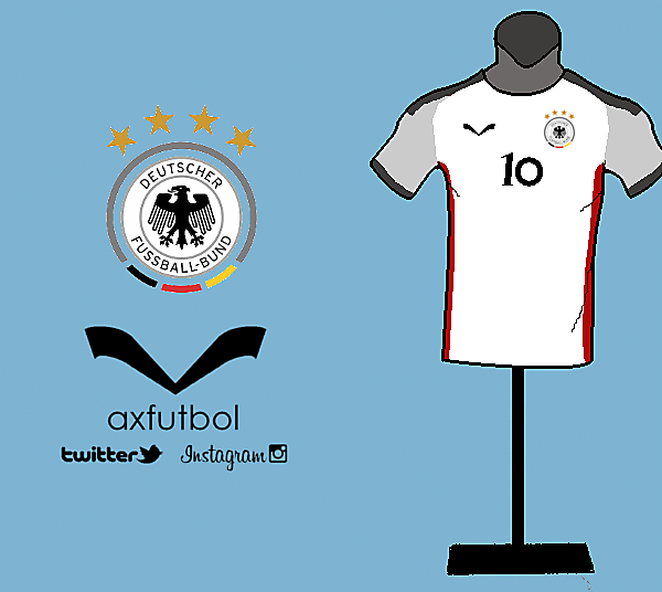 Germany home kit design