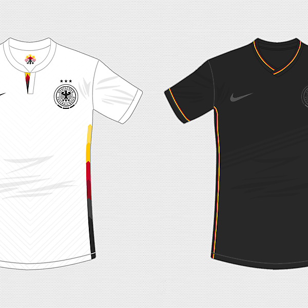 Germany Home,Away / With Nike