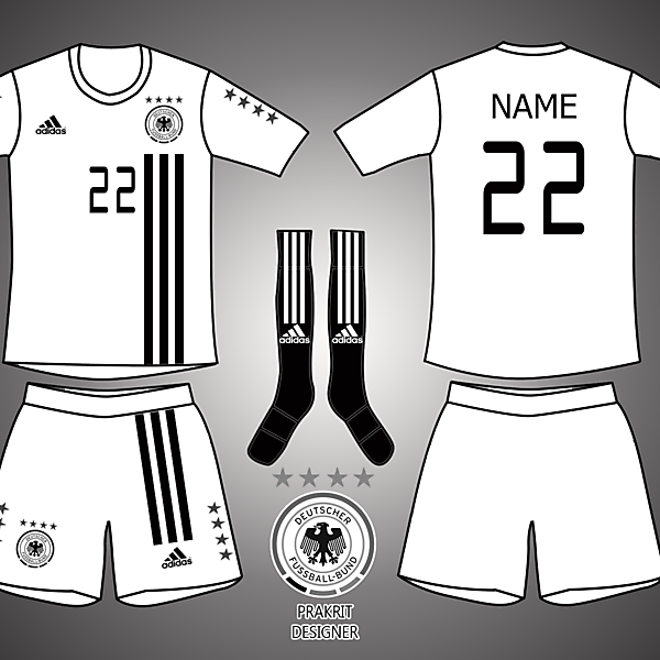 Germany Kit Home 2017