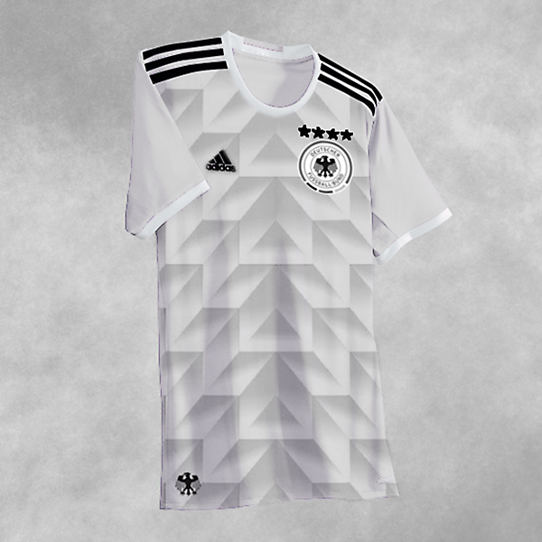 Germany Kits Home 2017