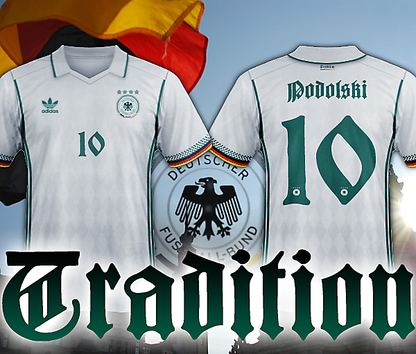 Germany Tradition Kit
