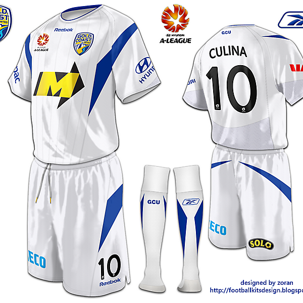 Gold Coast United away fantasy