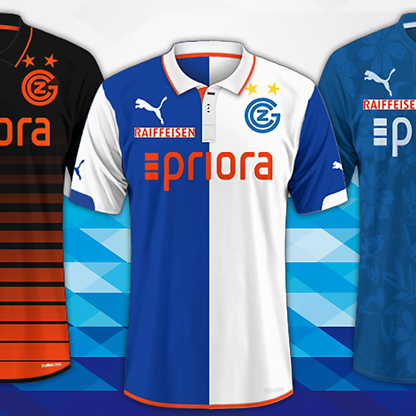 Grasshopper club Zurich / Puma Kits