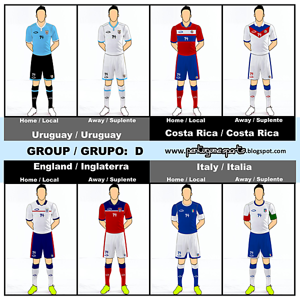 Group / Grupo:  D
