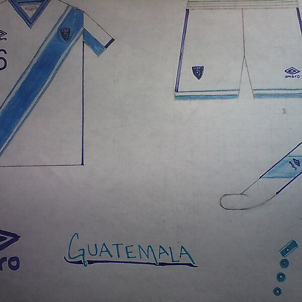 Guatemala Home - Umbro