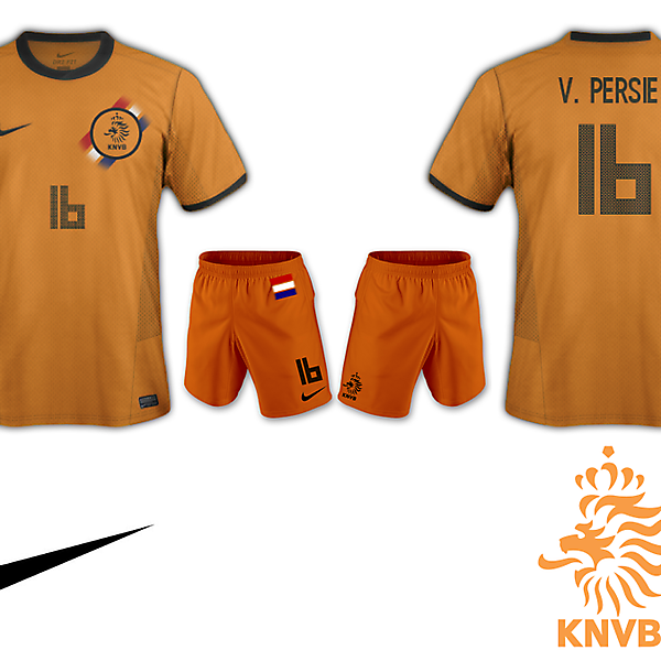 Netherlands Fantasy Home Kit