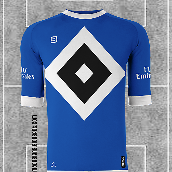 hamburger sv logo kit