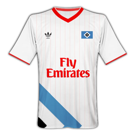 Hamburg SV Retro Home