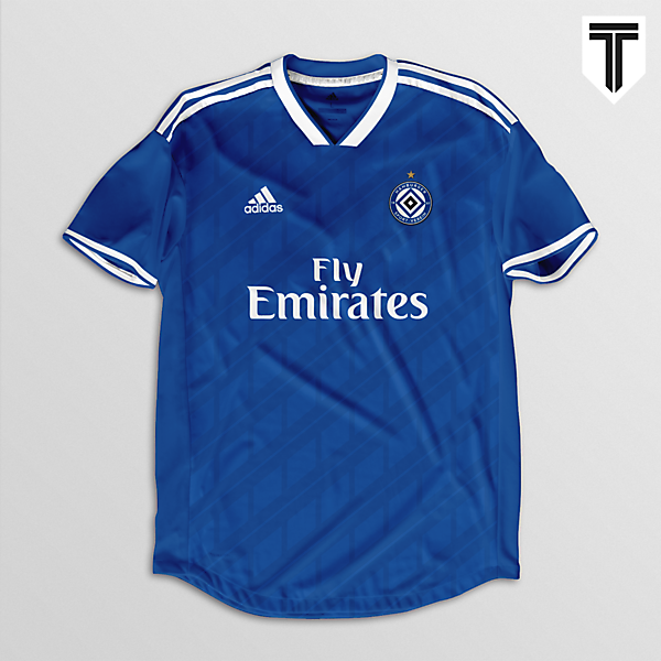 Hamburg SV Away Concept Kit