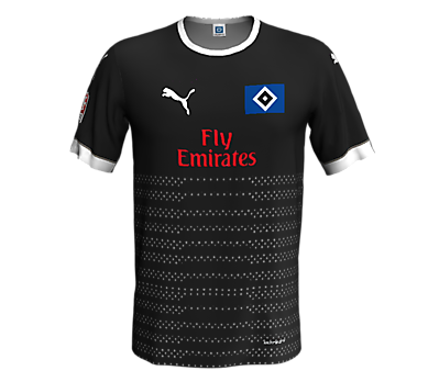 Hamburger SV away kit