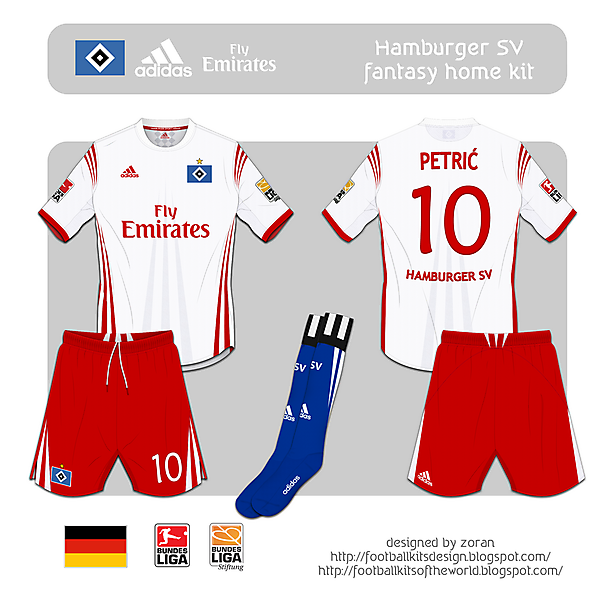 Hamburger SV fantasy home
